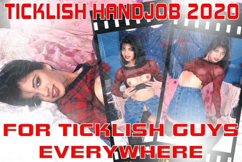 Ticklish Handjob 2020